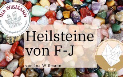 Heilsteine A-Z